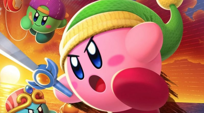 Kirby Fighters 2 disponibile la Demo!