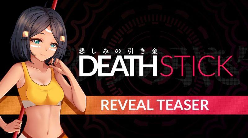 Annunciato il platform d'azione 2D pixel art DeathStick per Switch e PC.