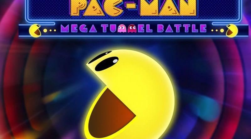 PAC-MAN MEGA TUNNEL BATTLE SI PREPARA A DIVORARE TUTTO SU STADIA!