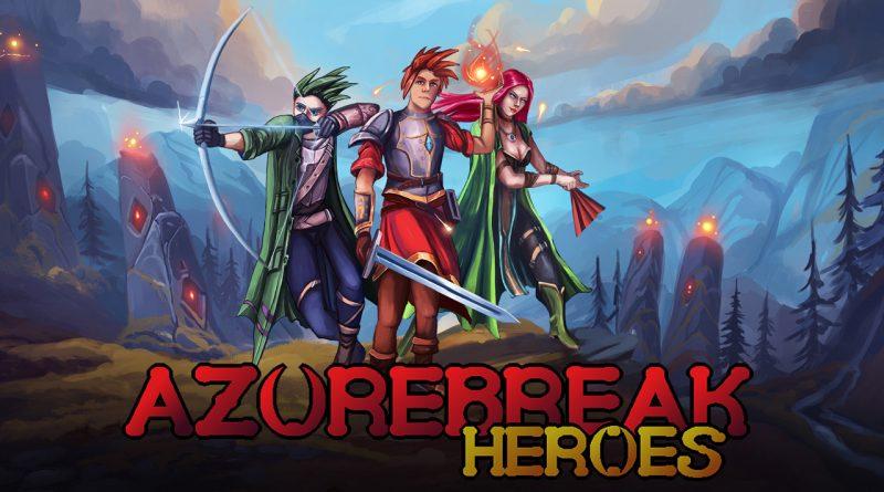 Videorecensione Azurebreak Heroes