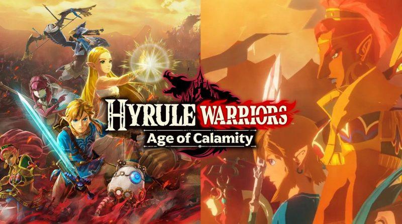 Hyrule Warriors: L'era della calamità è il titolo Mosou più venduto