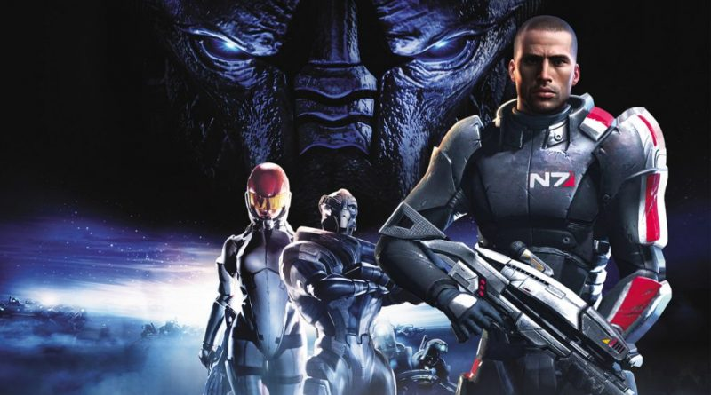 Mass Mass Effect Legendary Edition