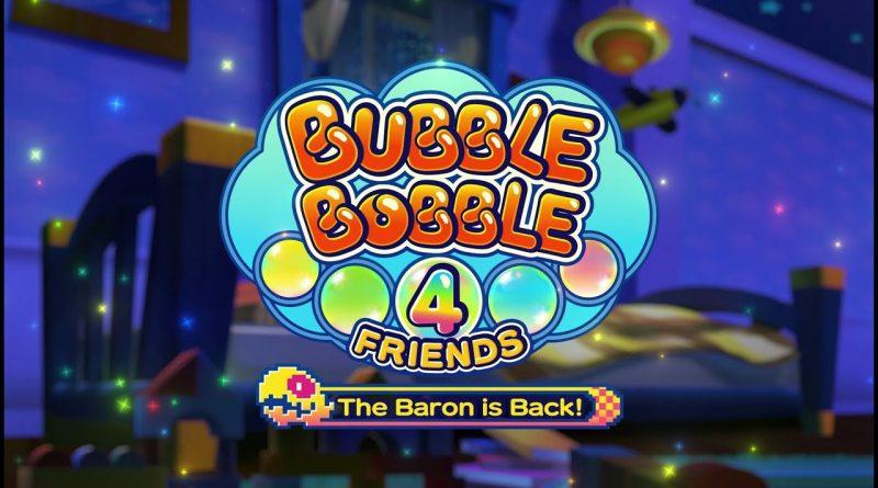 Bubble Bobble 4 Friends The Baron is Back! – Recensione