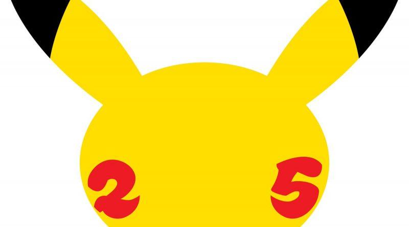 """Rivelato il logo del 25 ° anniversario di Pokemon, verranno condivise presto notizie sulla """"celebrazione imminente molto speciale"""""""