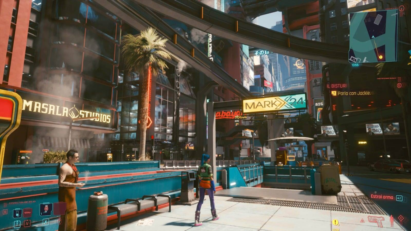 Cyberpunk 2077 - Benvenuti a Night City