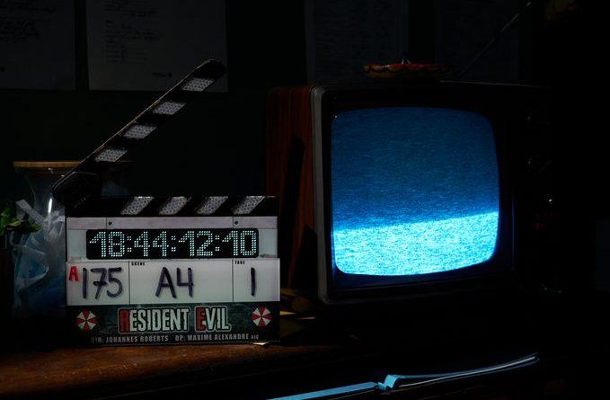Resident Evil sono terminate le riprese del reebot cinematografico.