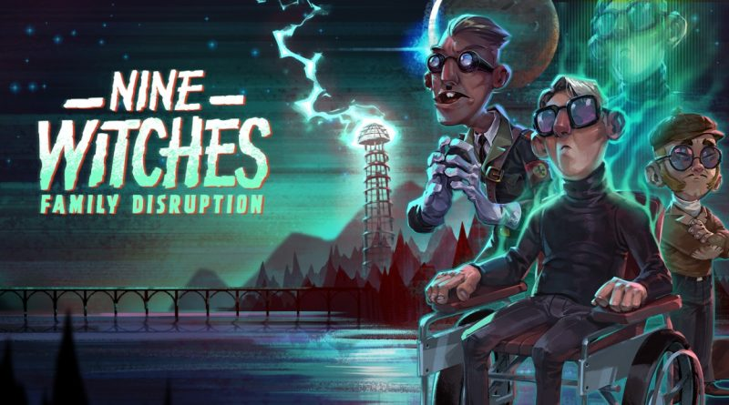 Nine Witches: Family Disruption – Recensione