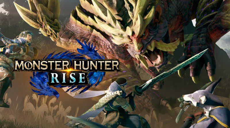 Monster Hunter Rise: nuovo trailer di gameplay e demo disponibile.