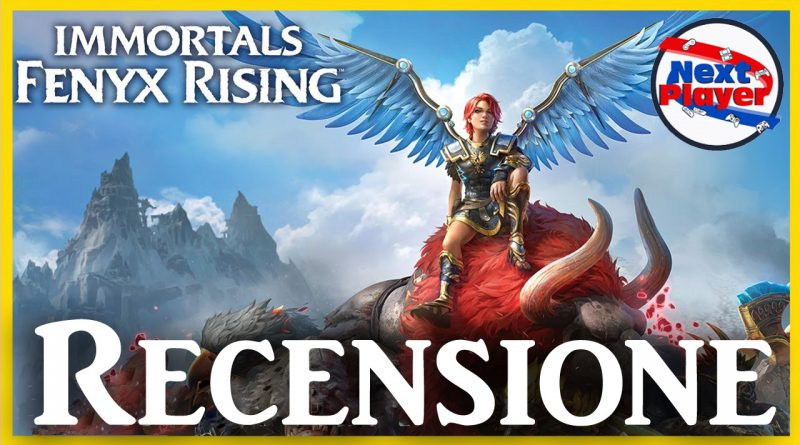 Immortals: Fenyx Rising – alla salvezza degli Dei – VIDEORECENSIONE