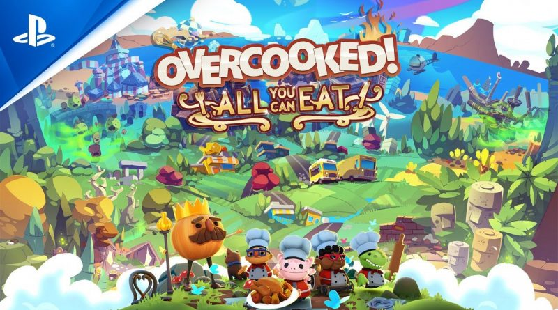 Overcooked! All You Can Eat – Recensione