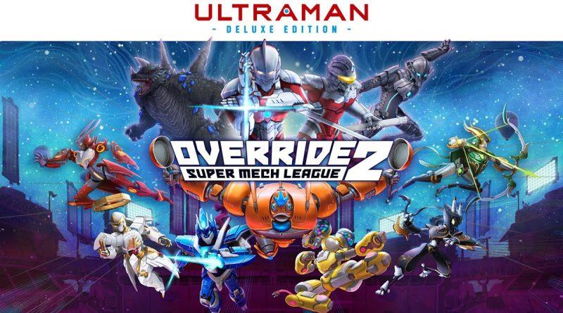 Override 2: Super Mech League! – Recensione