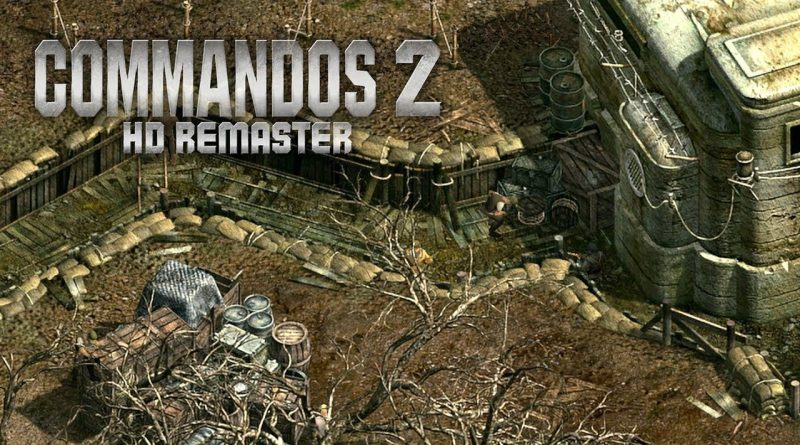 Commandos 2 è disponibile ora su Nintendo Switch