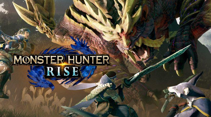 Monster Hunter Rise è il gioco più atteso in Giappone.