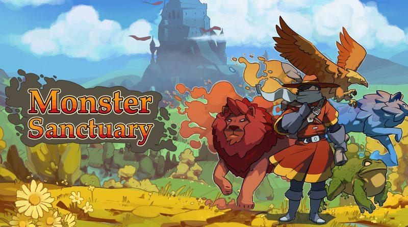 Monster Sanctuary in uscita l'8 Dicembre su Switch