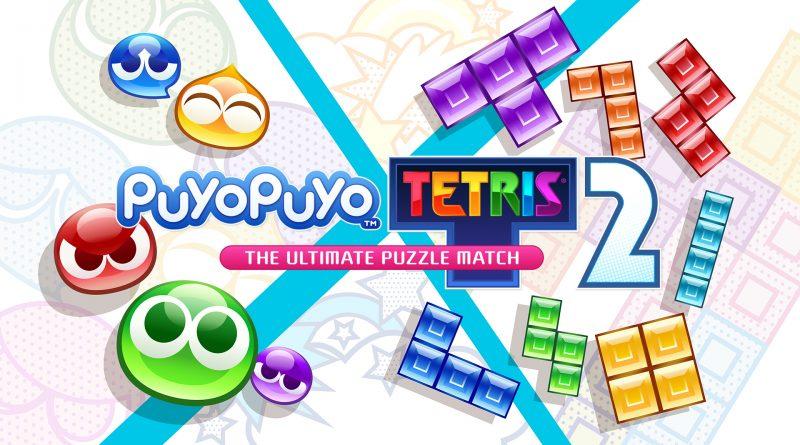 Puyo Puyo Tetris 2 in arrivo l'8 dicembre su switch