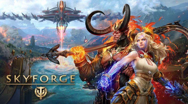 Skyforge debutta su Switch il 4 Febbraio