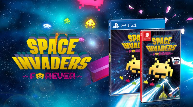 Space Invaders Forever recensione.