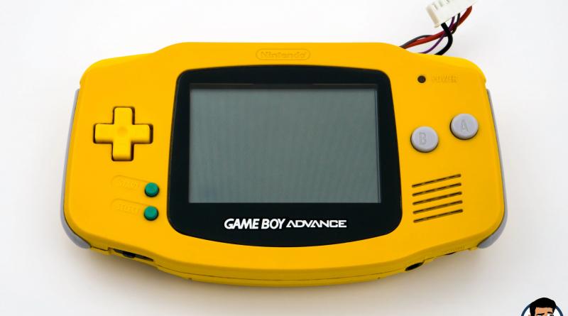 Scoperto un Game Boy Advance giallo limone mai uscito!
