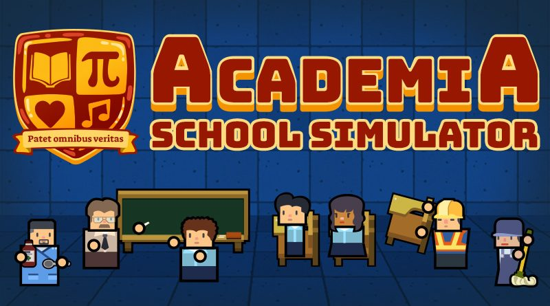 Academia: School Simulator verrà lanciato il 28 gennaio