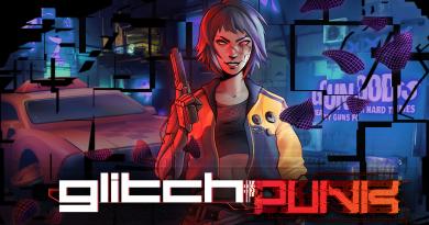 Glitchpunk: nuovo gioco d'azione top-down.