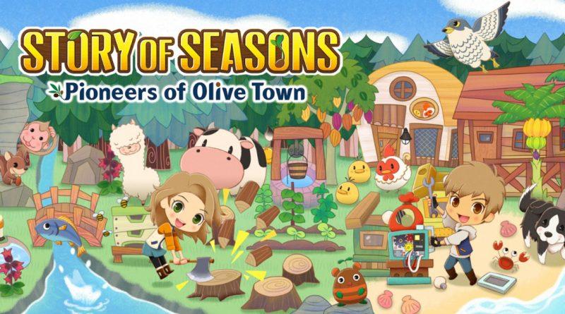 Personalizza la tua vita e la tua fattoria con nuovi dettagli per STORY OF SEASONS: Pioneers of Olive Town! Più nuovi trailer di Bachelor e Bachelorette!