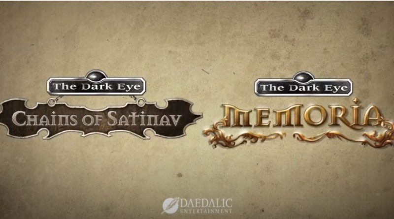 Benvenuti in Aventuria: le classiche avventure di The Dark Eye Chains of Satinav e Memoria ora disponibili su console