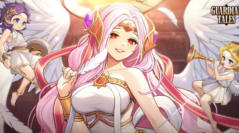 Guardian Tales rilascia un nuovo eroe divino raro e la modalità Incubo