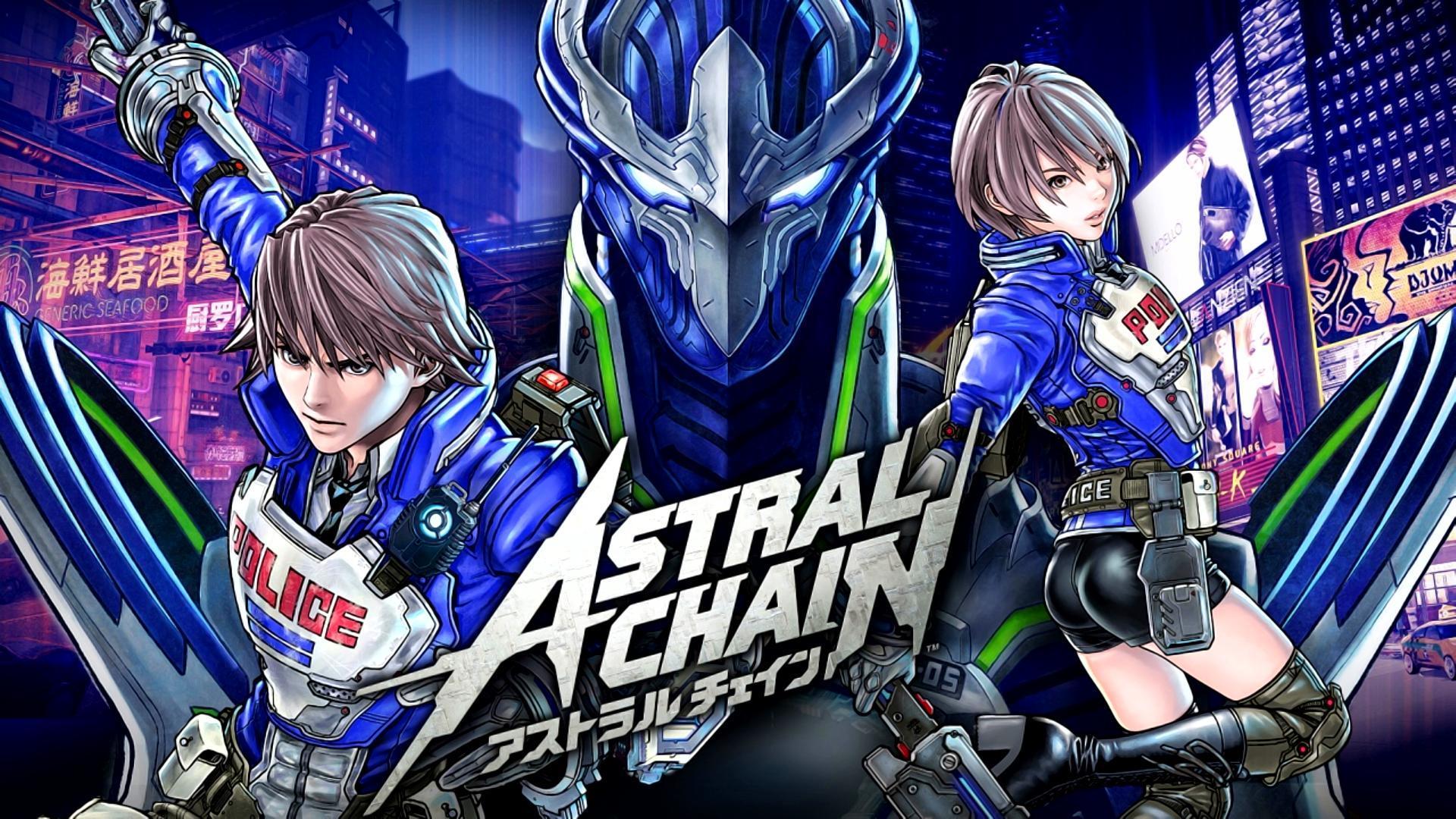 Astral Chain: Nintendo probabilmente ha acquisito totalmente il franchise.