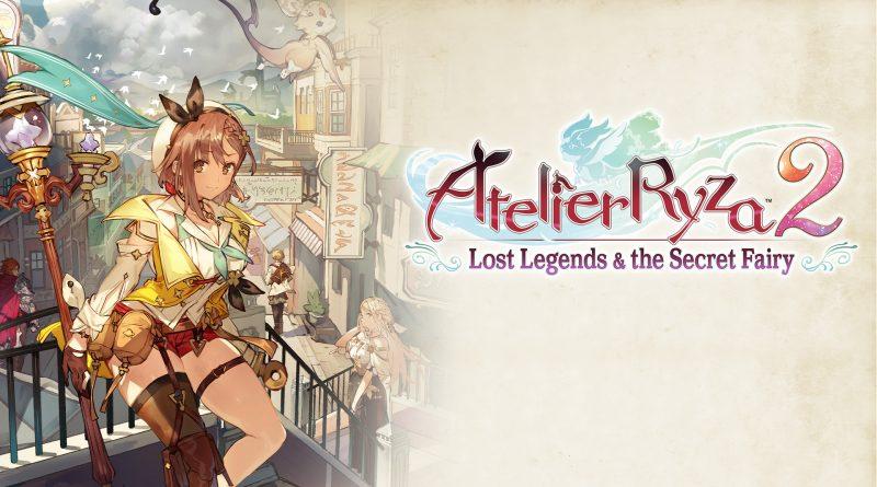 Atelier Ryza 2: Lost Legends & the Secret Fairy trailer di lancio