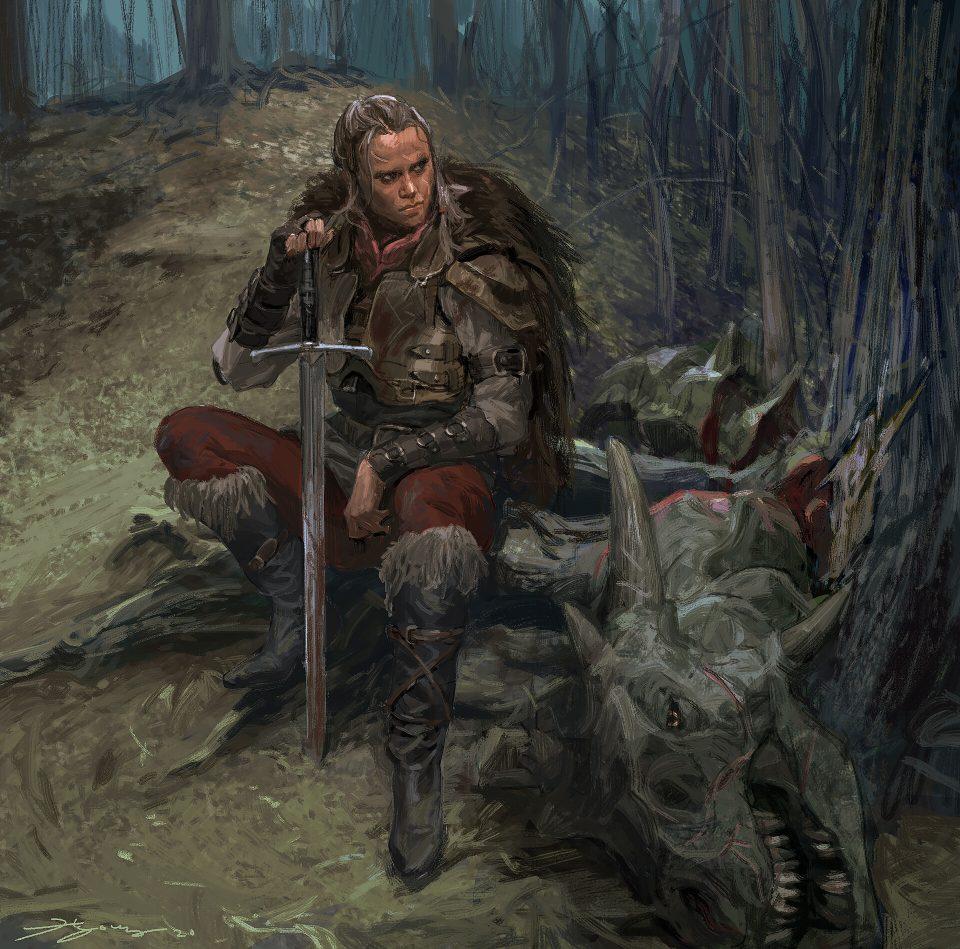 Naughty Dog: Gli Art Work di Nam si riferivano ad Assassin's Creed Valhalla.