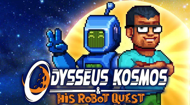 Odysseus Kosmos and his Robot Quest in arrivo su Switch il 4 Febbraio