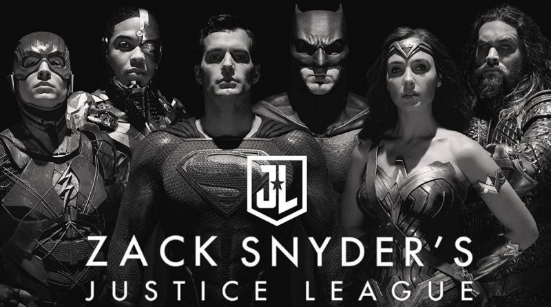 Zack Snyder's Justice League, finalmente la data di uscita ufficiale.