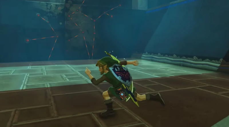 The Legend of Zelda: Breath of the Wild – Scoperto un sacrario scartato!
