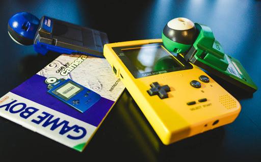 Qualcuno ha fatto un gioco con la Game Boy Camera.