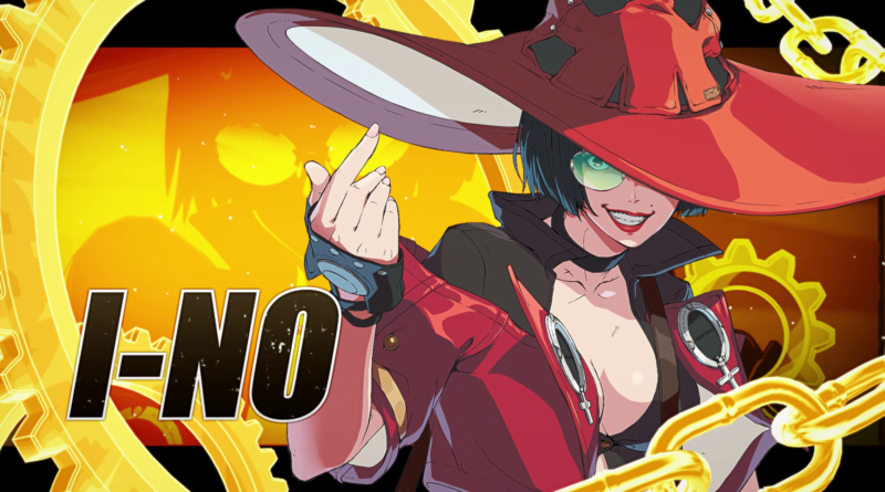 Scopri I-No il quindicesimo e ultimo personaggio del roster di Guilty Gear -Strive-