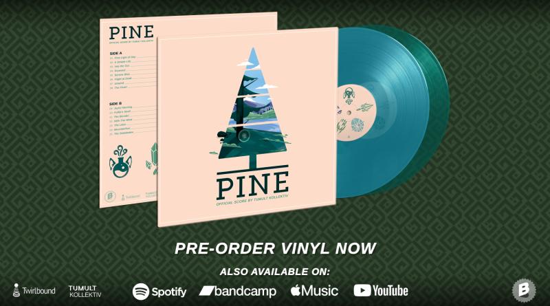 Pine: Original Soundtrack sta arrivando in vinile e i preordini sono ora disponibili