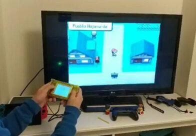 Il Nintendo DS Lite doveva avere una modalità TV!
