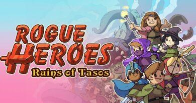 Rogue Heroes: Ruins of Tasos - Recensione