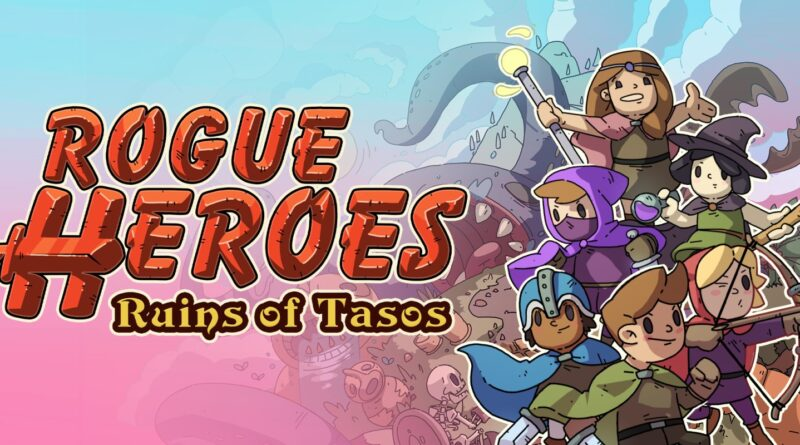 Rogue Heroes: Ruins of Tasos - Recensione