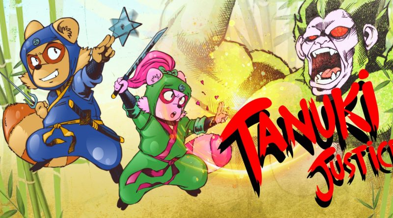 Tanuki Justice – Recensione