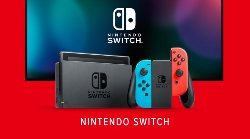 Nintendo Switch supera il Nintendo 3DS nella classifica mondiale!