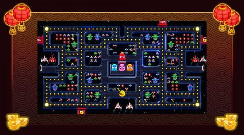 PAC-MAN Mega Tunnel Battle: è disponibile da oggi il nuovo DLC.