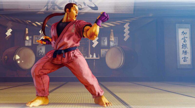 Street Fighter V celebra il quinto anniversario, inizia la quinta stagione con il rilascio del nuovo personaggio Dan Hibiki