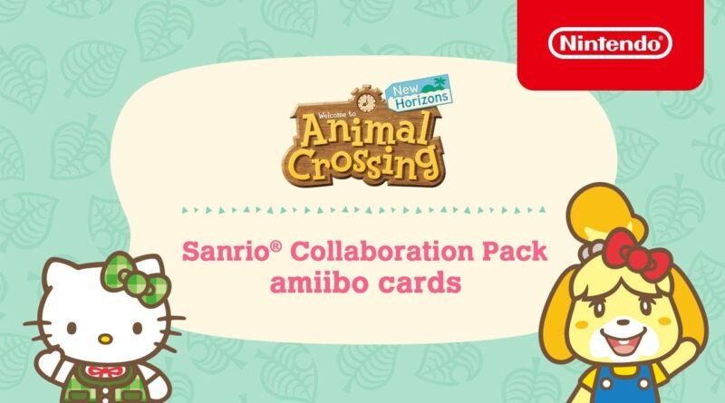 Animal Crossing New Horizons x Sanrio – nuovo aggiornamento in arrivo