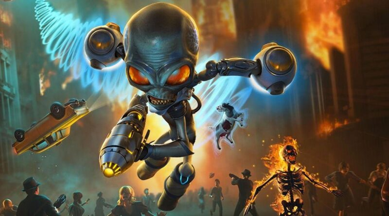 Destroy All Humans! 2 remake in arrivo?