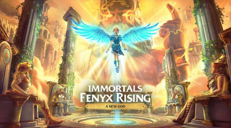 Immortals Fenyx Rising – Una Nuova Divinità – Recensione
