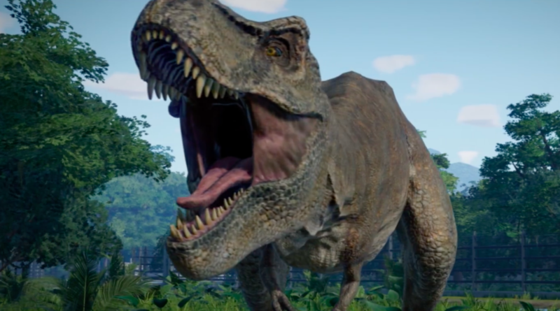 Jurassic World Evolution mostra i denti oggi su Xbox Game Pass