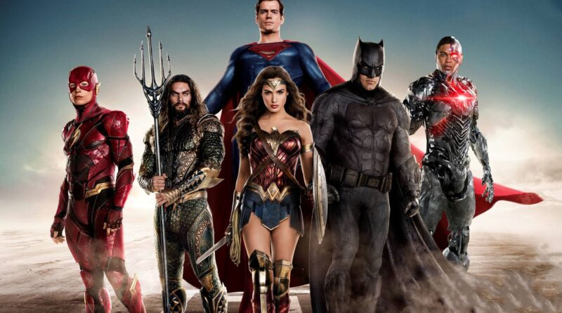 Nuovo trailer per la Snyder Cut di Justice League