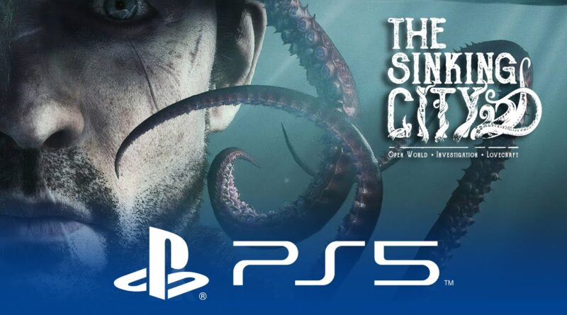 Frogwares Stealth lancia The Sinking City su PS5
