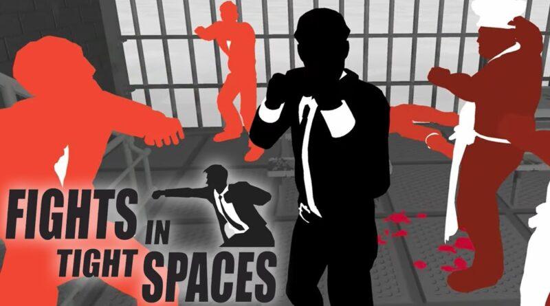 Fights in Tight Spaces rilasciato con l'accesso anticipato e un nuovo trailer